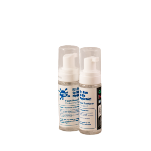 Splodge antiviral hand sanitiser 50ml pot